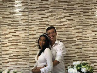 O casamento de Thaís  e Lucas Felipe