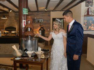 O casamento de Estefani e Vinicius  2