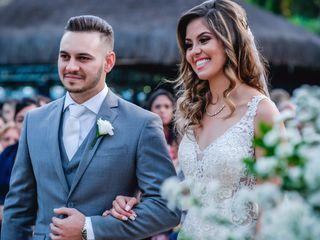 O casamento de Jéssica e Talles