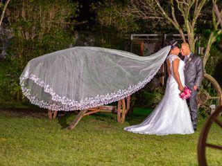 O casamento de Erica e Marcelo