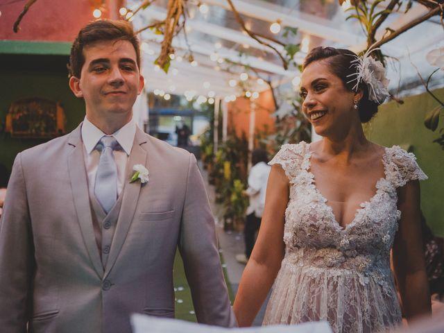 O casamento de Juliana e Caio