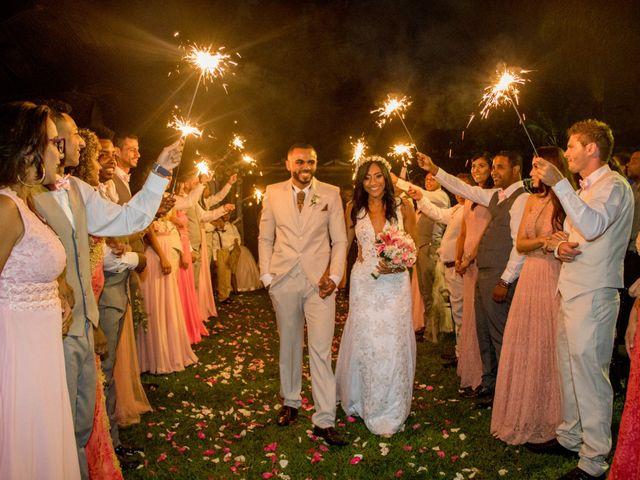 O casamento de Taciana e Matheus