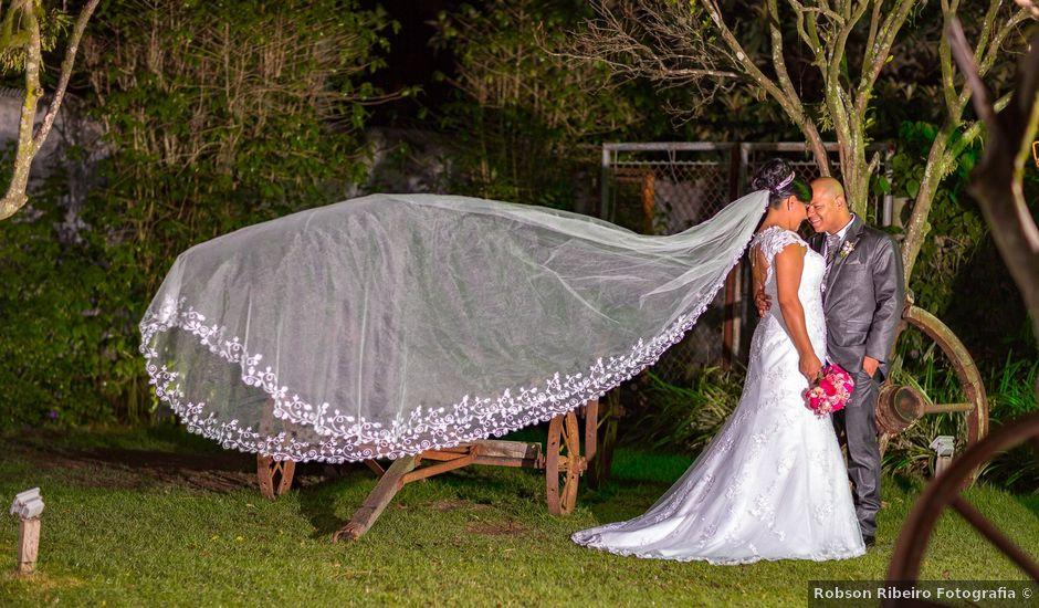 O casamento de Marcelo e Erica em Taubaté, São Paulo