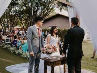 O casamento de Nathália e Gustavo