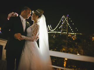 O casamento de Tatiana e Sérgio