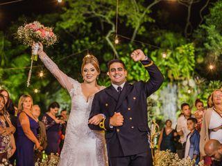 O casamento de Guilheane e Felipe