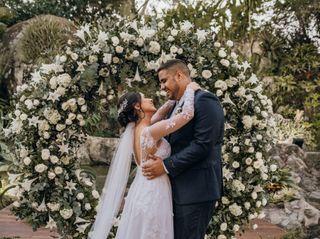 O casamento de Amanda e Natan