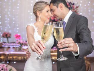 O casamento de Marcella e Felipe