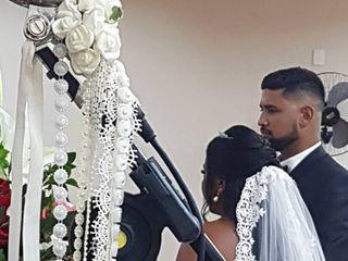 O casamento de Sarah e Luciano 1