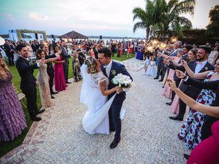O casamento de Gustavo e Déborah
