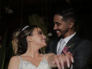 O casamento de Giulyane  e Isaac 1