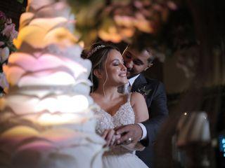 O casamento de Giulyane  e Isaac