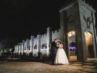 O casamento de Aline e Heitor 1