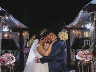 O casamento de Aline e Heitor 3