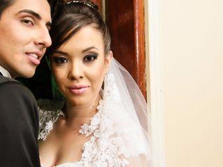 O casamento de Amanda e Breno