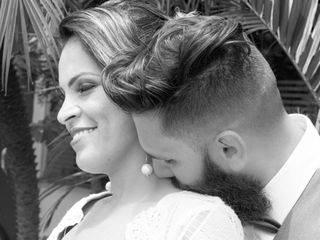 O casamento de Daniella e Luiz fernando