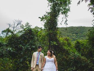 O casamento de Mariana e Diego