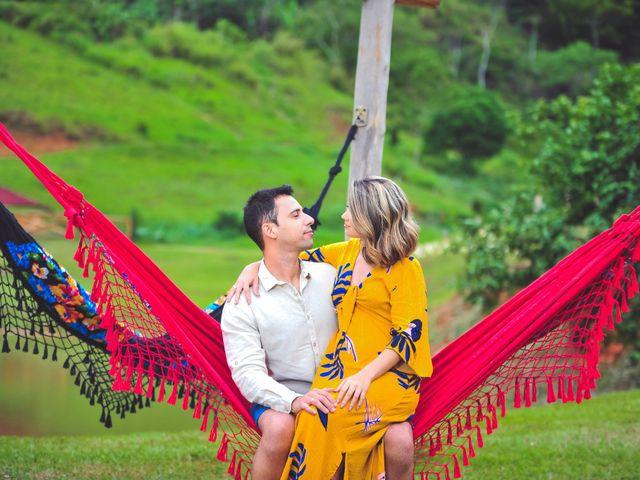 O casamento de Nicole e Fernando