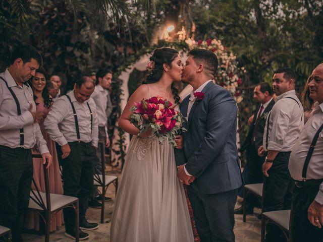 O casamento de Jéssica e Arthur