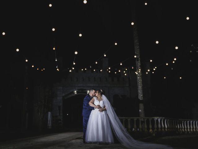 O casamento de Aline e Heitor