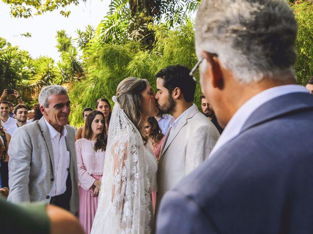 O casamento de Marina e Alan