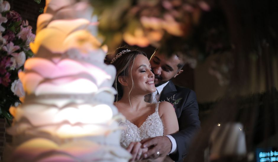 O casamento de Isaac e Giulyane  em Jundiaí, São Paulo
