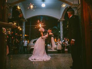 O casamento de Bianca e Murilo