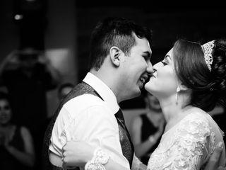 O casamento de Luana e Edinan
