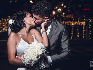 O casamento de Mayrla e Bruno