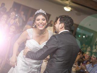O casamento de Narjara e Rubens