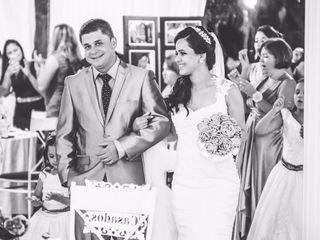 O casamento de Nathália e André