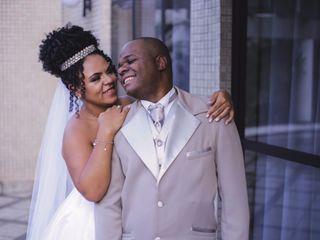 O casamento de Karla e Robson