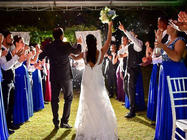 O casamento de Sabrina e Paulo
