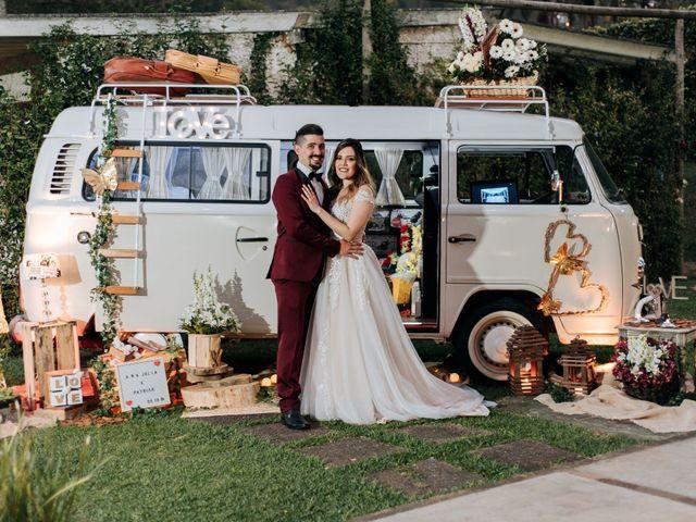 O casamento de Ana Julia e Patrick