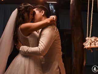 O casamento de Juliana  e Levi