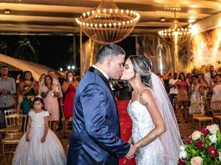 O casamento de Jamile e Michel