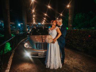 O casamento de Erica e Carlos
