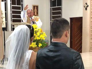 O casamento de Andréa  e Thiago 1