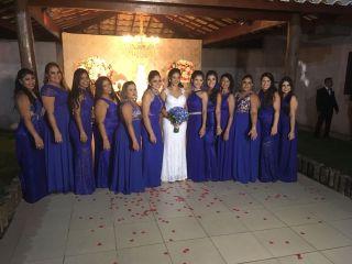 O casamento de Andréa  e Thiago 3