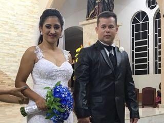 O casamento de Andréa  e Thiago