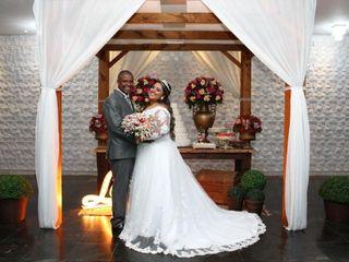 O casamento de Louise Raquel e Josué