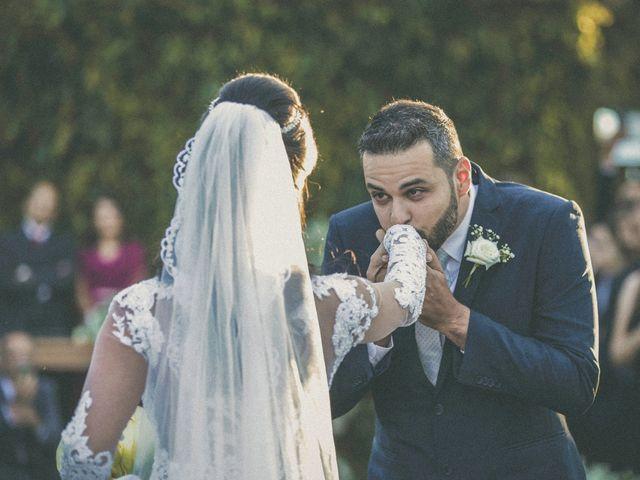 O casamento de Beatriz e Marlon