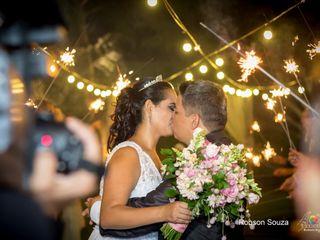 O casamento de Ana Cláudia  e Luiz Felipe  1