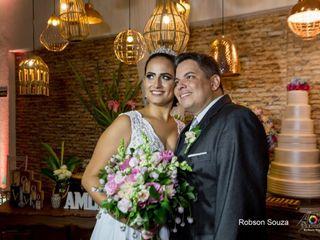 O casamento de Ana Cláudia  e Luiz Felipe