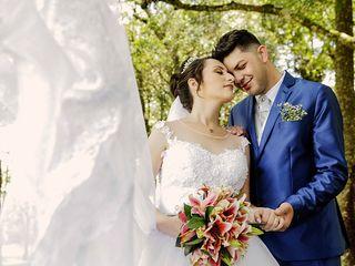 O casamento de Joice e Matheus