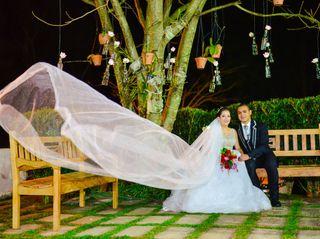 O casamento de Tamires e Carlos