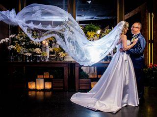 O casamento de Cristiane e Edison