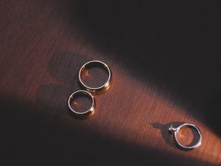 O casamento de Andressa e Caio 1
