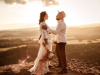 O casamento de Fernanda e Rodrigo