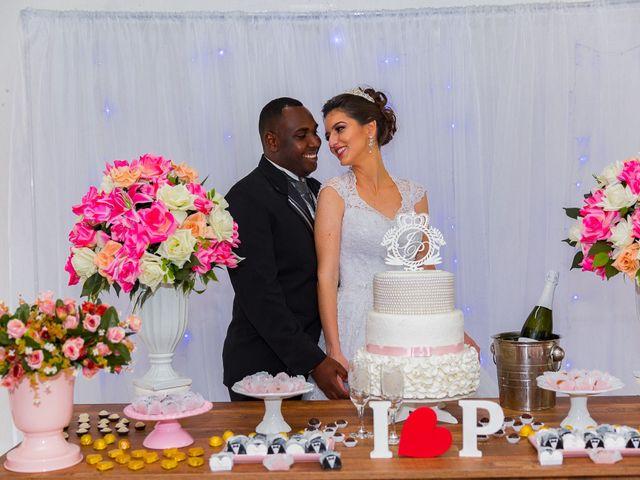 O casamento de Isabella e Paulo